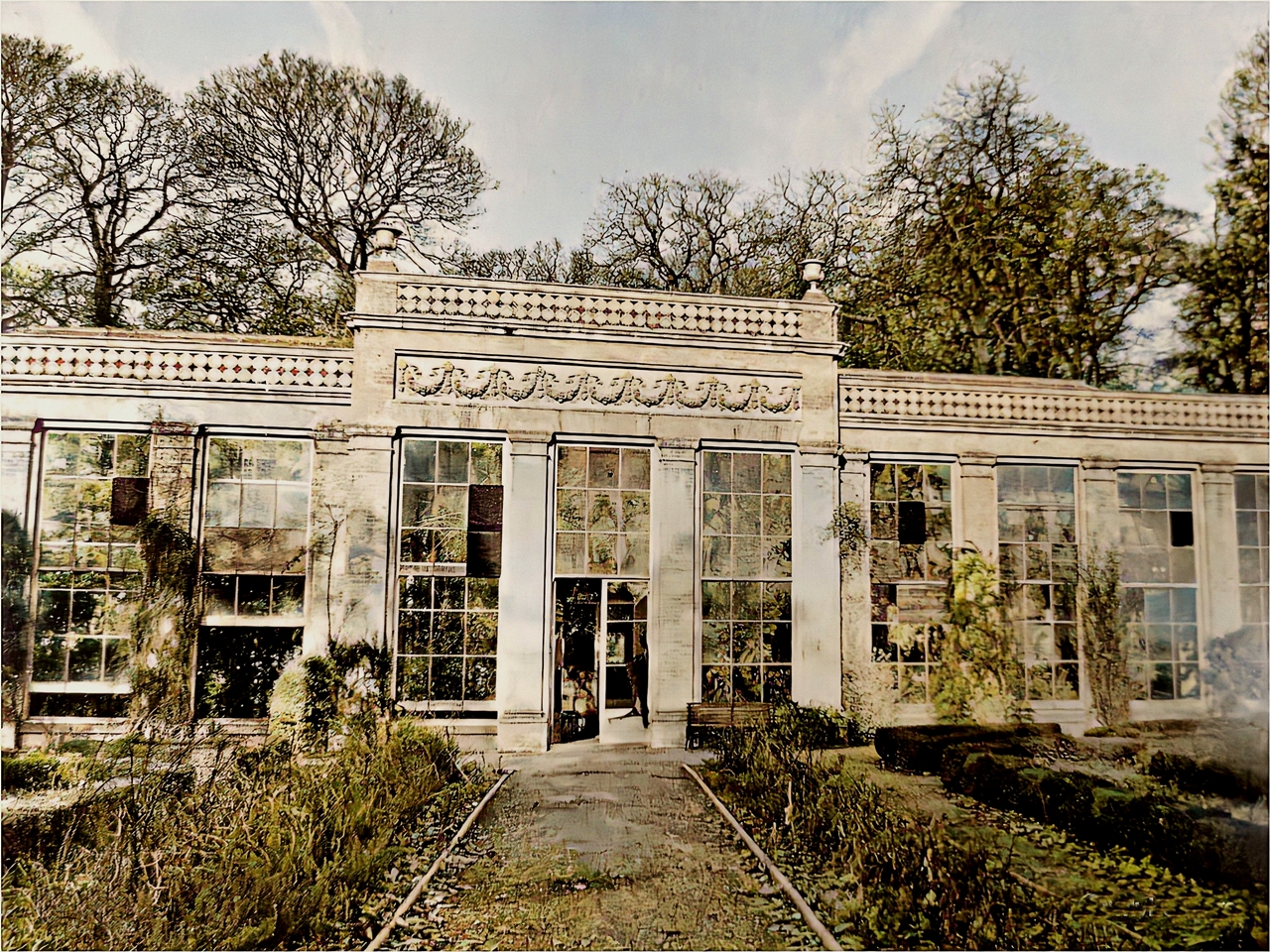 Panshanger Park Orangery
