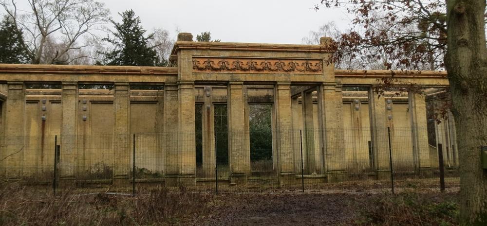 Panshanger Park Orangery 2021